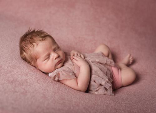 sesja noworodkowa Agnieszki