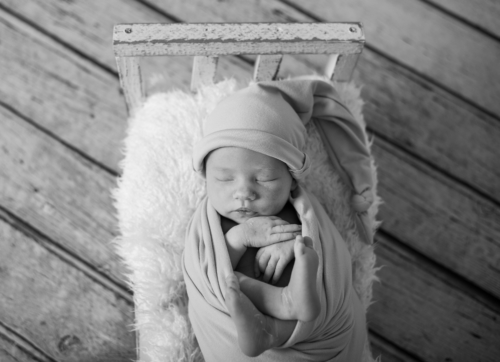 sesja noworodkowa Helenki